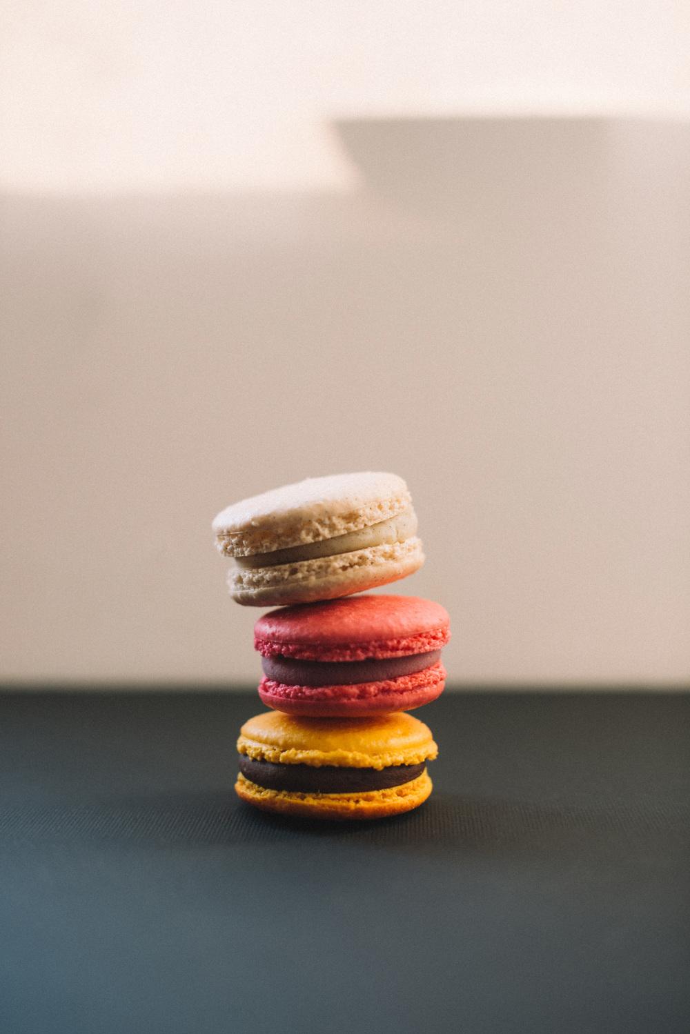 melissademata.com | Tout Sweet Pâtisserie Macarons