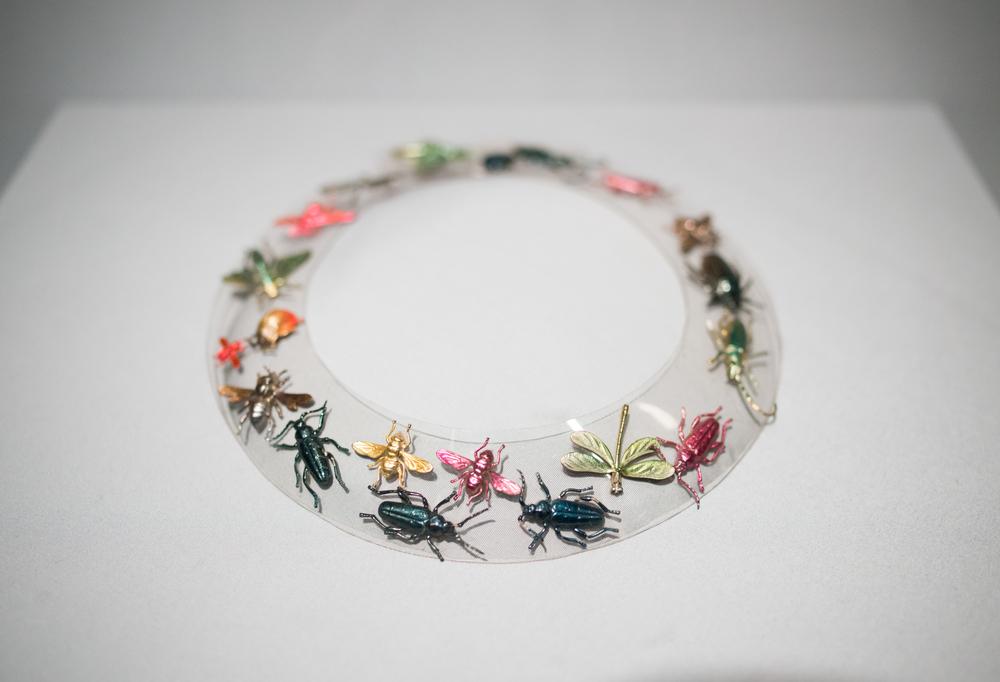 melissademata.com | High Style Elsa Schiaparelli Necklace