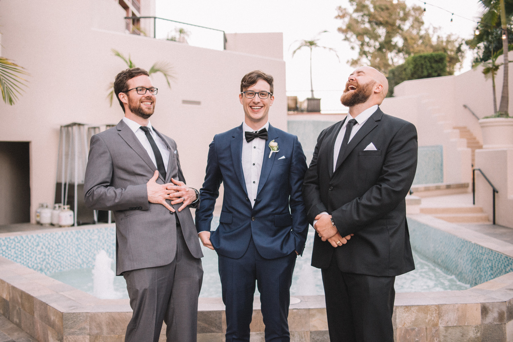 melissademata.com | Amy & Andrew Wedding Groomsmen