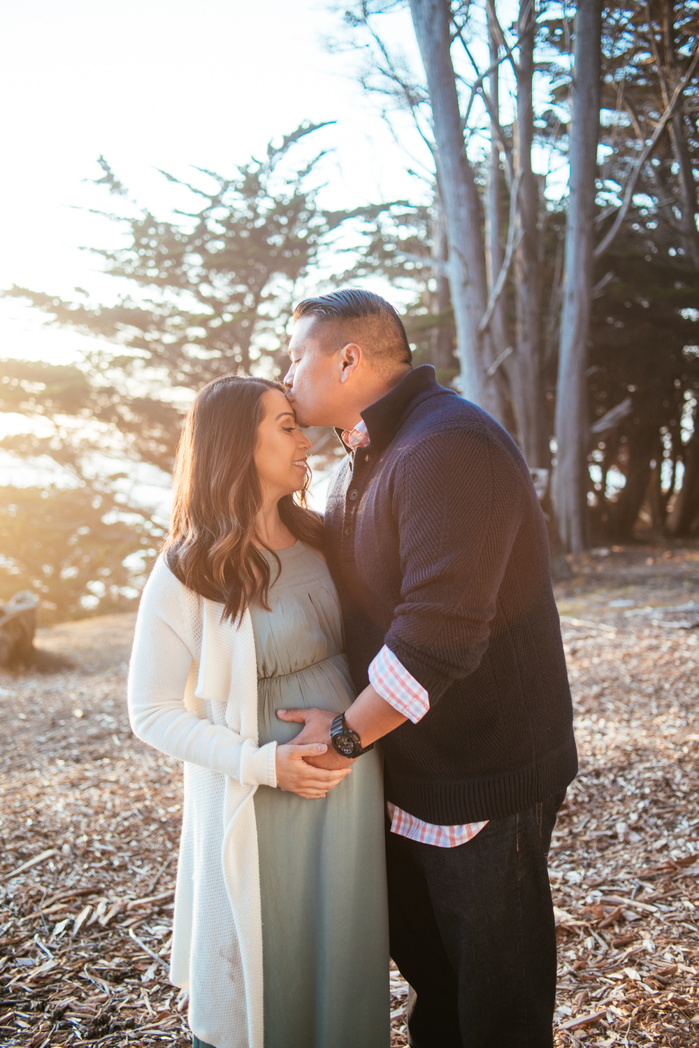 melissademata.com | Maternity Photo Shoot, Jackie & Joey