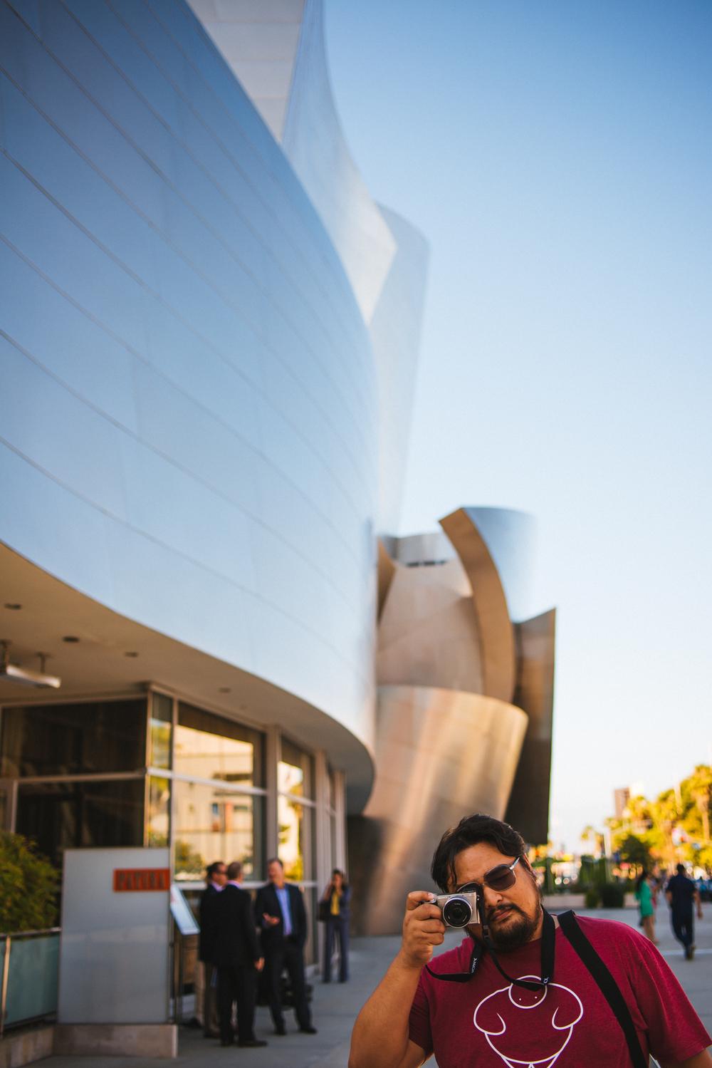 melissademata.com | Walt Disney Concert Hall
