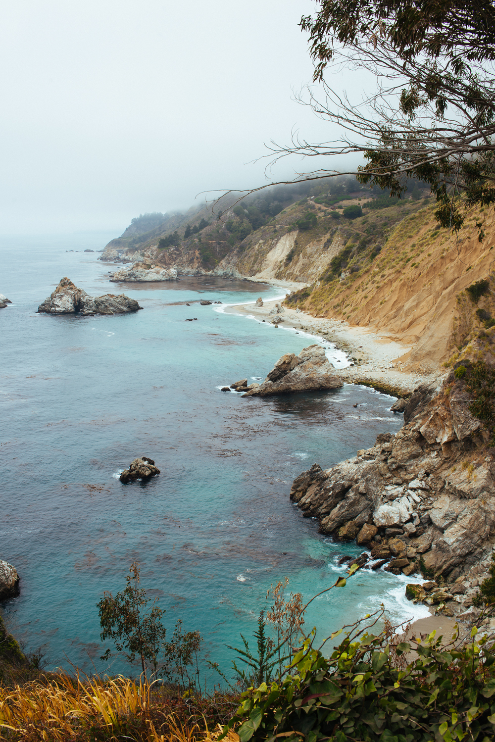 melissademata.com | Highway 1 Roadtrip