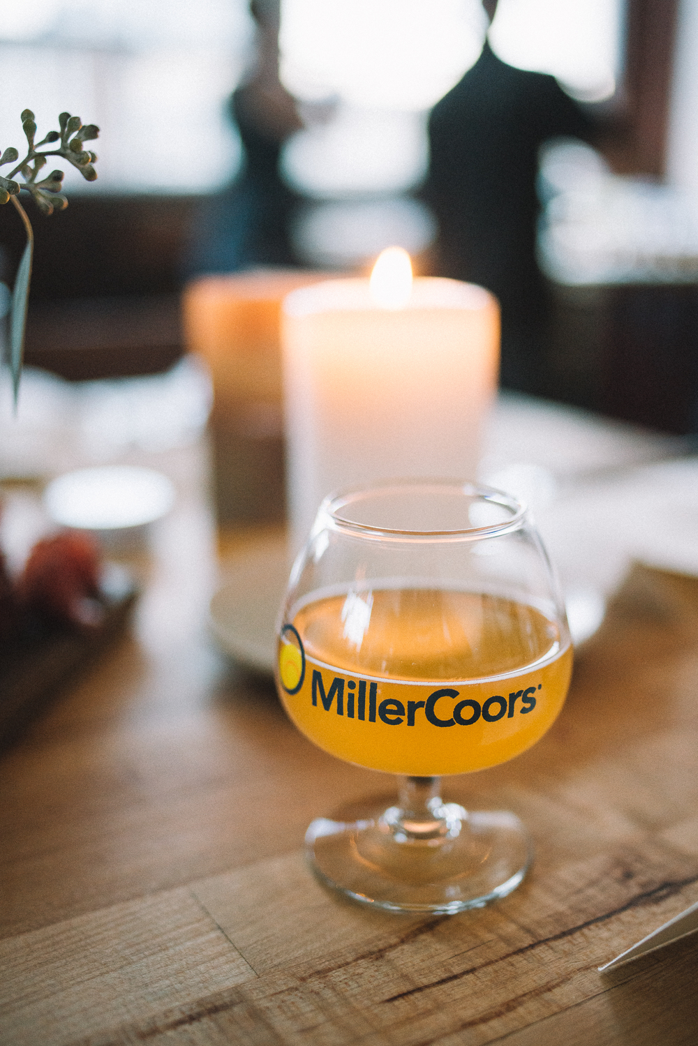 melissademata.com | Tasting Room at Central Kitchen with MillerCoors