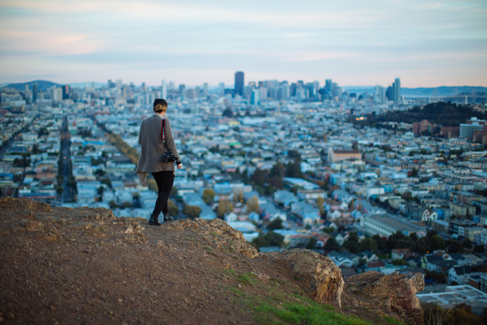melissademata.com | Jawbone UP 2 - Bernal Heights, San Francisco