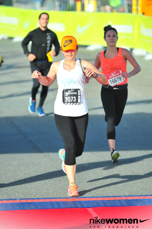 melissademata.com | Nike Women's Half Marathon 2015, San Francisco