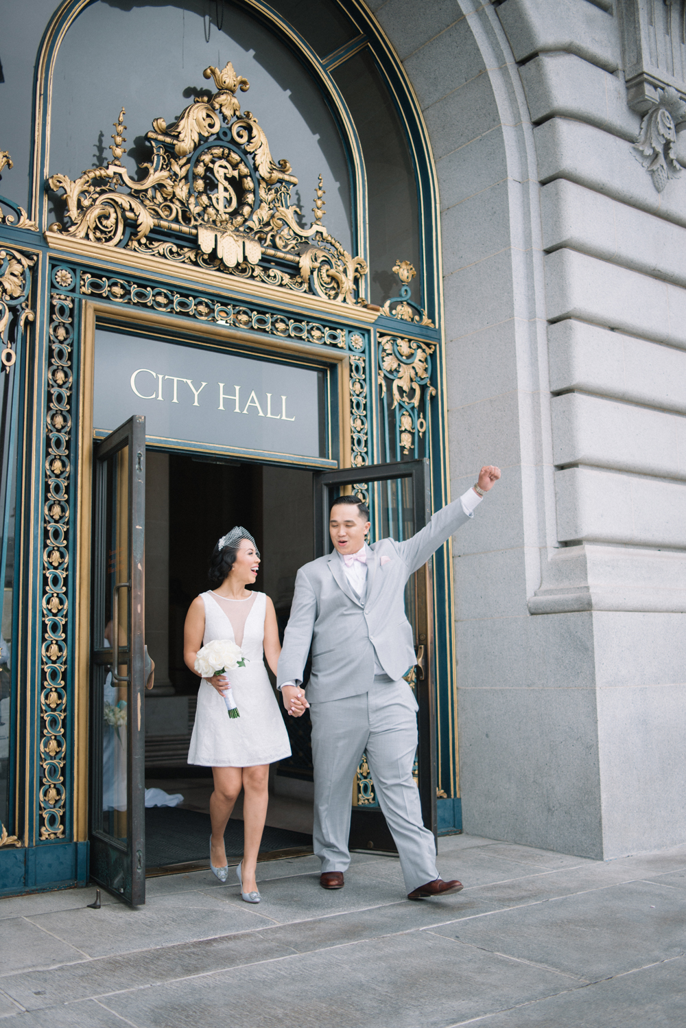 melissademata.com | San Francisco City Hall Photographer