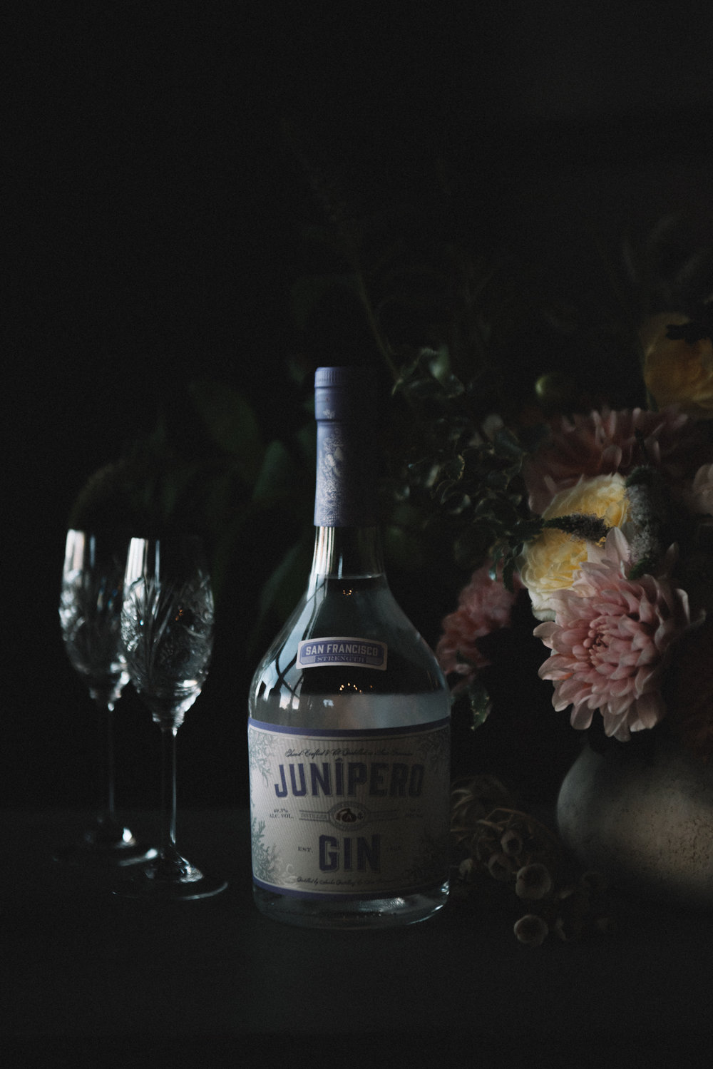 Junipero Gin  | Anchor Distillery