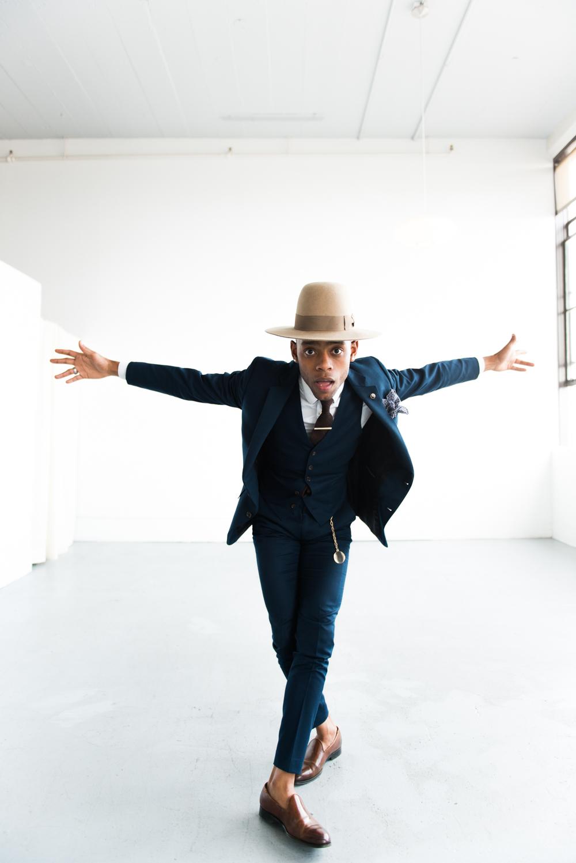 melissademata.com | Michael Wayne Turner III - Photographed by Melissa de Mata