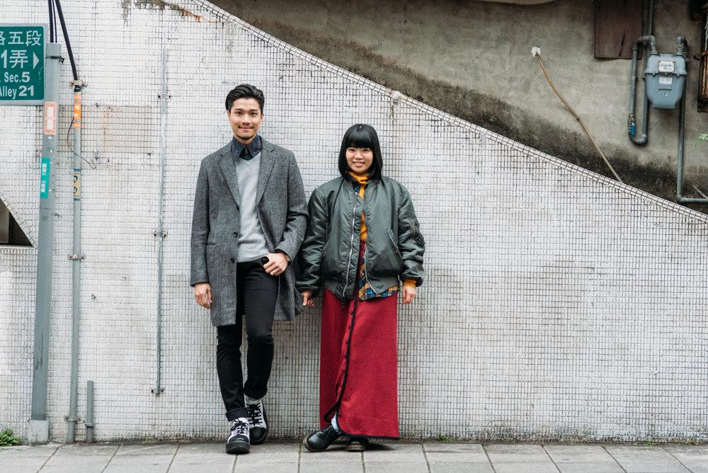 Chainloop & Mei-Mei | Melissa de Mata Photography