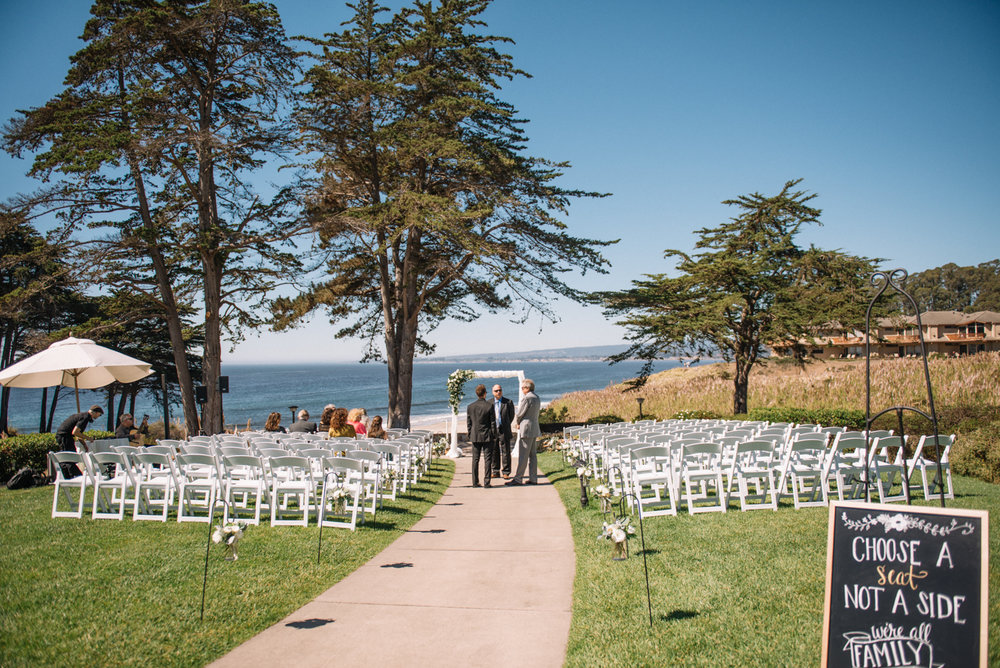 Seascape Beach Resort Wedding | Aptos, California