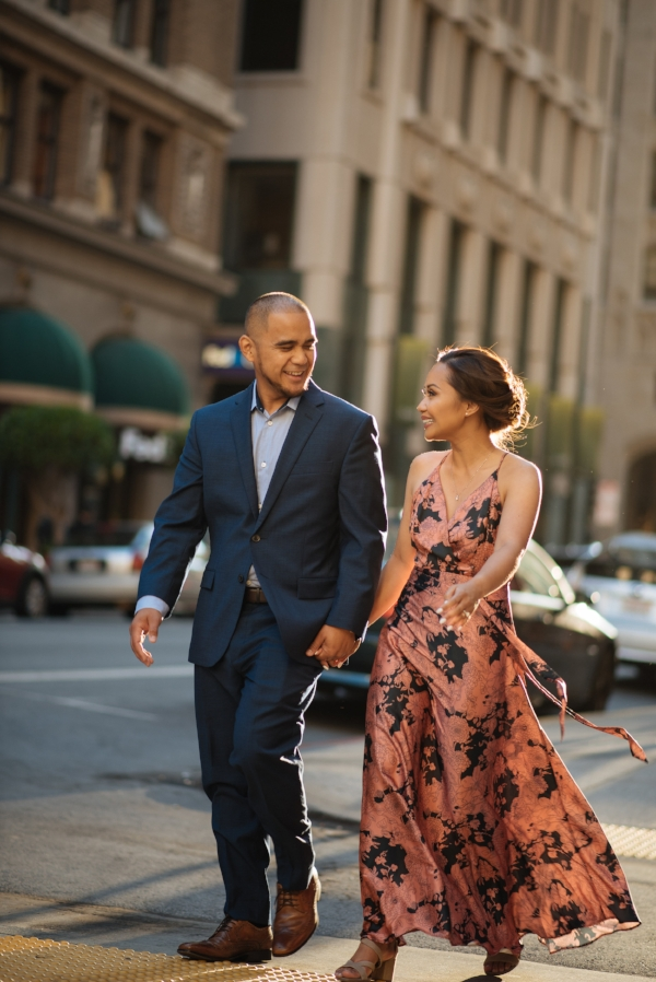 San Francisco Engagement Photography by Melissa de Mata
