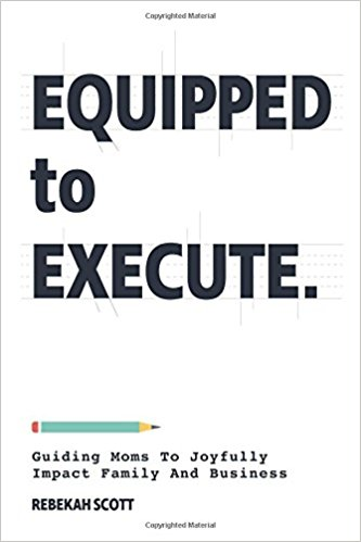 Equipped to Execute book