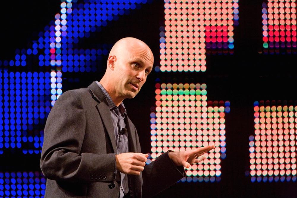 Dan Simons @ IdeaFestival 2011