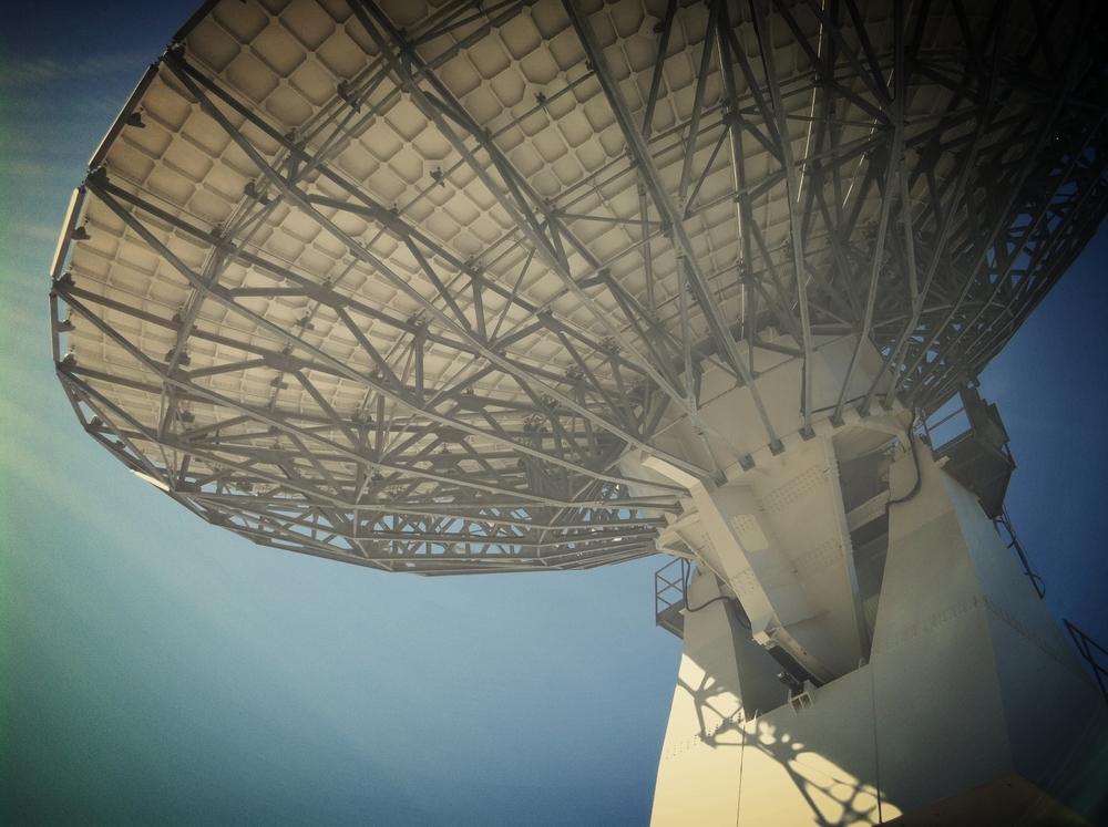 21m Steerable Antenna, Morehead State University