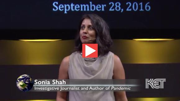<b>Pandemic</b> Sonia Shah <br/><i>53:35 | #101</i>