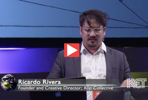 <b>Video Projection Mapping</b> Ricardo Rivera <br/><i>55:40 | #110</i>