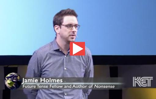 <b>Nonsense</b> Jamie Holmes <br/><i>55:40 | #109</i>