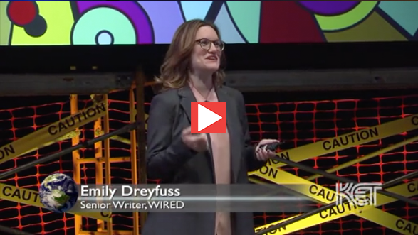 <b><b>Age of Disruption</b> Emily Dreyfuss <br/><i>53:35 | #201</i>