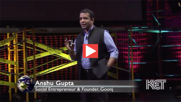 Trash-Based Economy of the Future Anshu Gupta 56:30 | #206