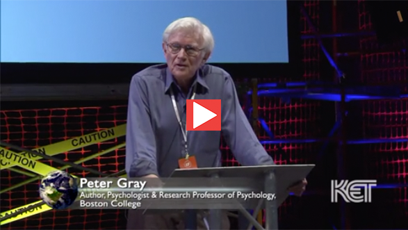 Peter Gray-Power of Play 56:30 | #207