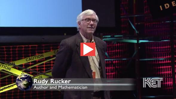 Rudy Rucker-Cyberpunk Future 56:24 | #204