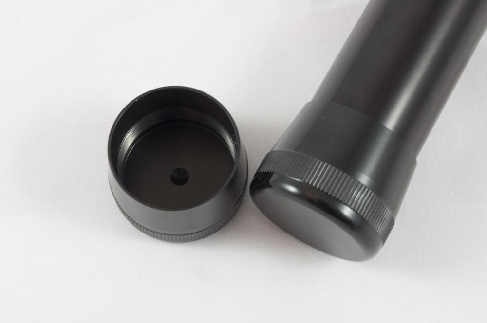 c-maglite adapter