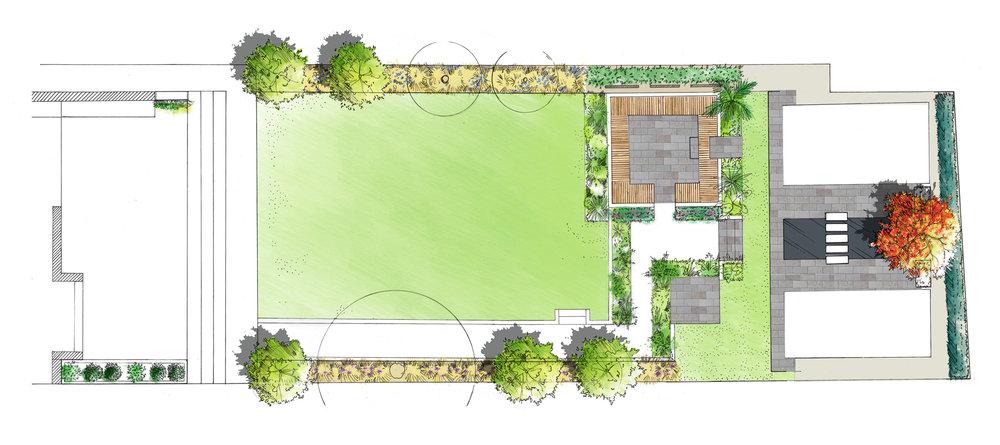 Allium Gardeners Loughton Design 2