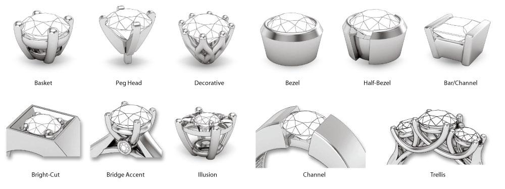 The Process Olivero Designs Custom Jewelry Design 3d