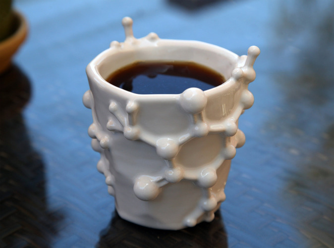 3D Printed Coffee Mug