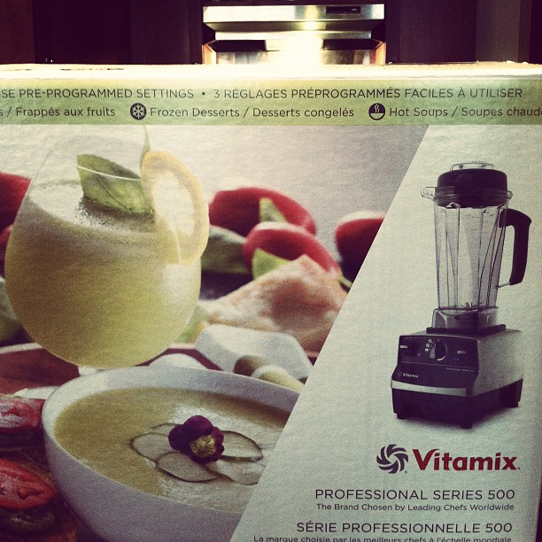 new vitamix