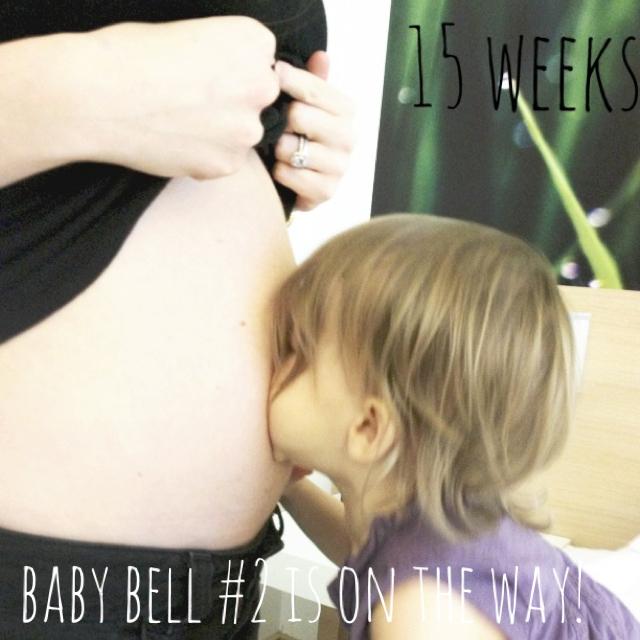 15 weeks kiss