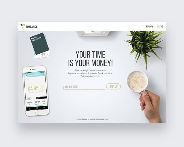 Timeance - Timetracking App @jopolab . . . #homepage #interface #mobile #design#application #ui #ux #webdesign #app#userinterface #photoshop#userexperience #inspiration#materialdesign #uxdesignmastery#creative #dribbble #pixel #behance#appdesign #sketch #designer #website#programming #art #work #concept #amazing #uxdesigning #uxigers