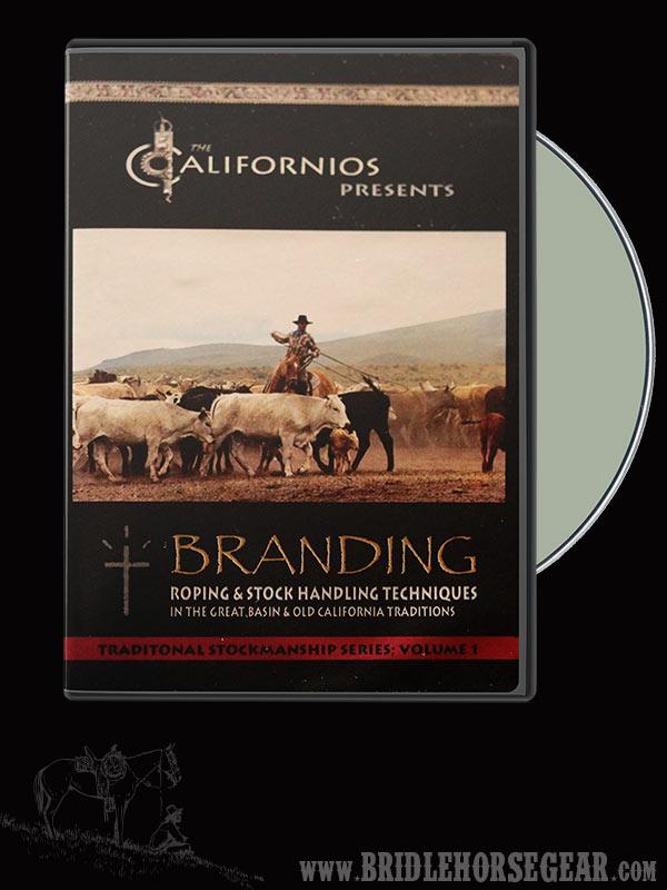 Californio Branding DVD