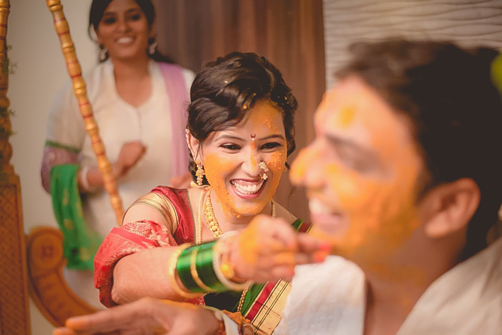 Marathi Indian Wedding Photographer