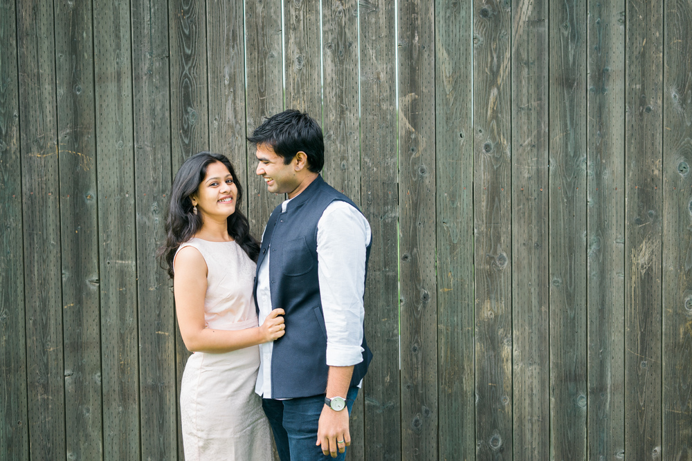 Gorgeous Couple Vrinda & Dhawal | Valentine's Lifestyle Photoshoot at Baylands Park, Sunnyvale, California