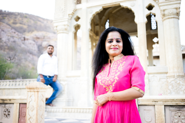 Jaipur Post Wedding Photography by A Few Good Clicks