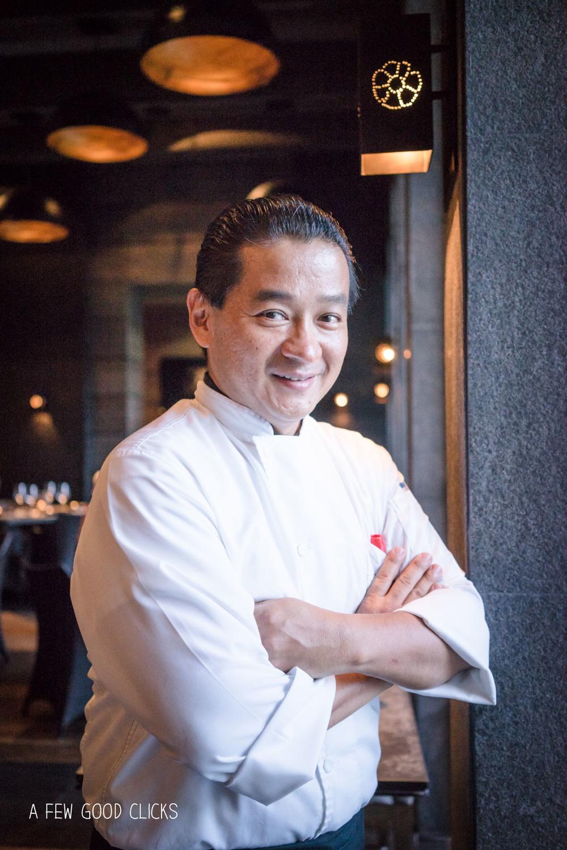 Head Chef Sergio Ichikawa