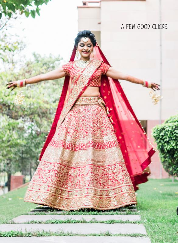 Indian bride portraits