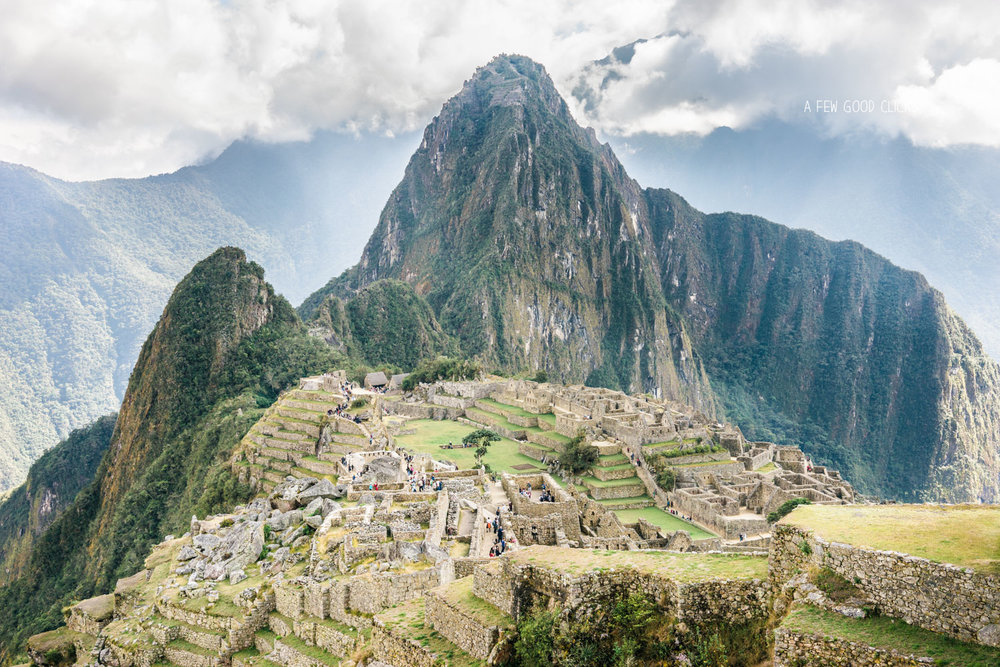 Machu Picchu - Travel Photography by A Few Good Clicks