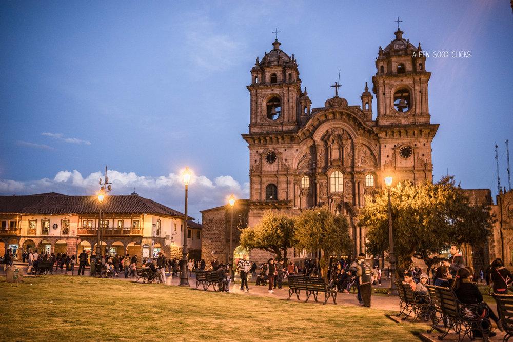 Plaza de armas | Cusco
