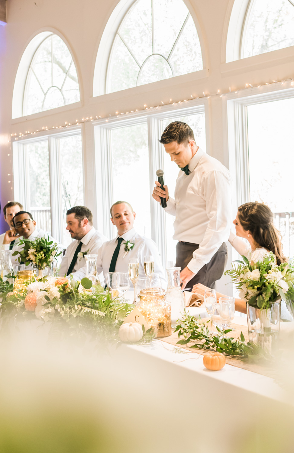 Wedding speech by the groom - You can't miss this!