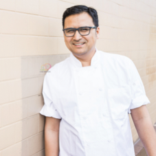 CEO & Chef Ajeet Mehta, Keeva SF