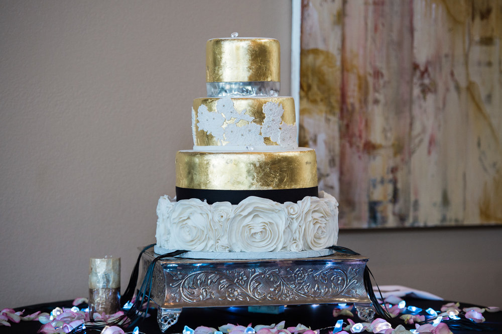 The Wedding Cake photo.