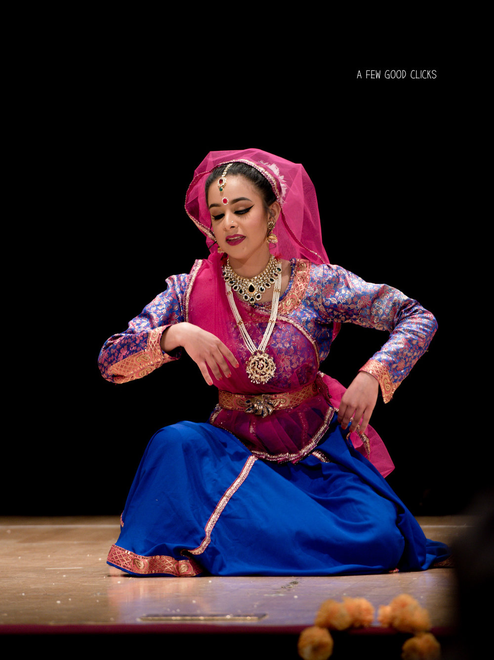 kathak-event-photography-jain-center-auditorium-milpitas