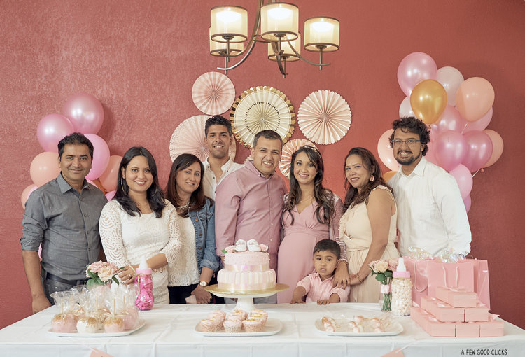 How To Combine Baby Shower Event With Maternity Photo Shoot Bay