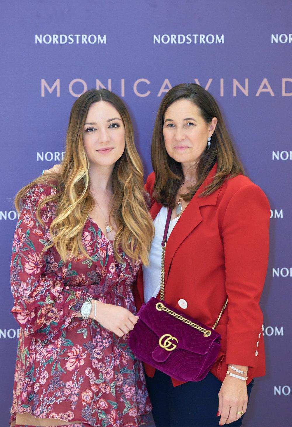 Jennifer Henry-Novich with Monica Vinader | Bay Area Celebrity Fashion Event Photography