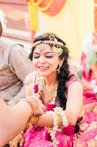 Beautiful Indian bride - Pre-wedding photography by Bay Area based   lifestyle wedding photographer A Few Good Clicks