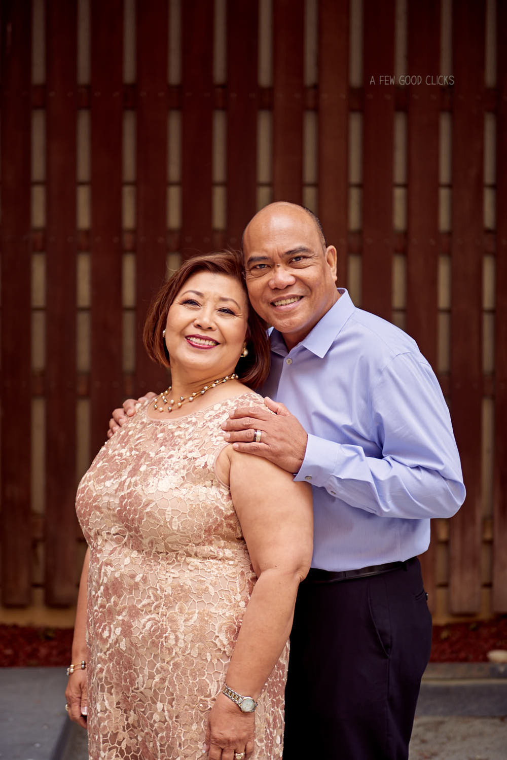 Formal Portraits | 60th Birthday Party Photography in San Jose Bay Area.
