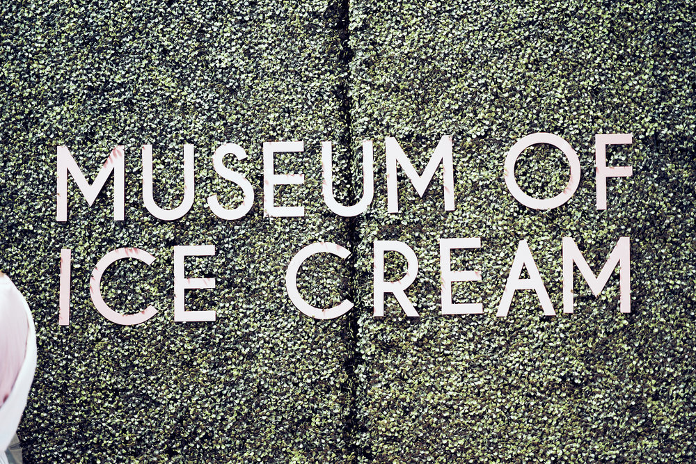 Museum of Ice Cream at Eat Food SF | Event Photographer