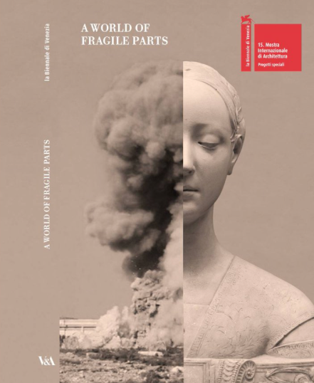 cover, 'a world of fragile parts'